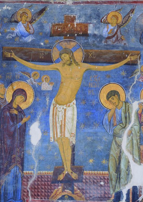Crucifixion dans l'art - Un sujet planétaire - François Bœspflug - scripta manent - academy